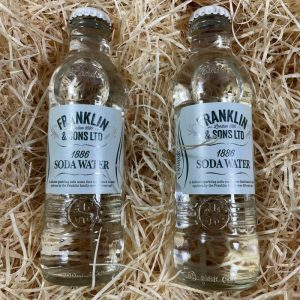 franklins soda water double