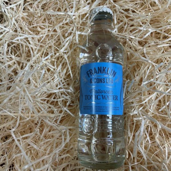 Franklins Mallorcan Tonic Water