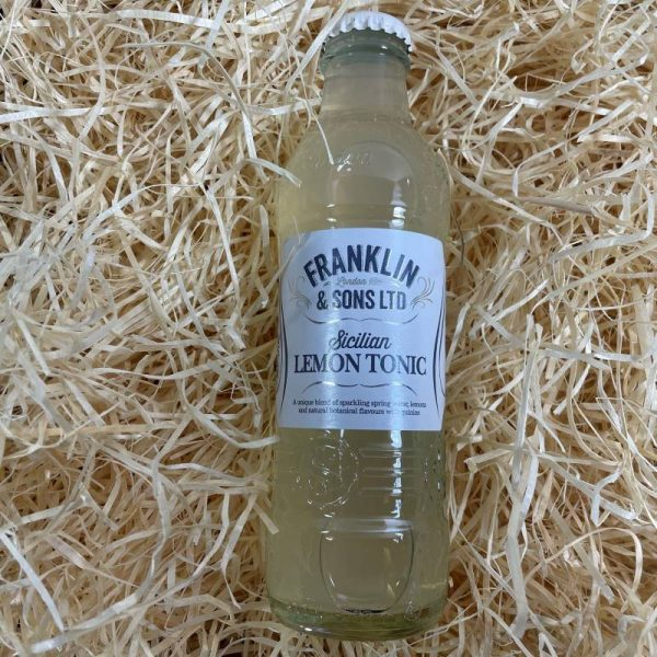 Franklins Sicillian Tonic Water