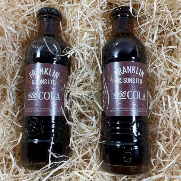 franklins cola double