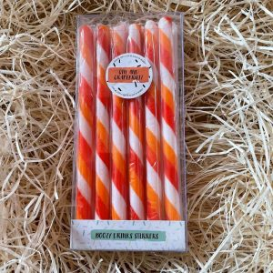 gin and grapefruit drinks stirrers